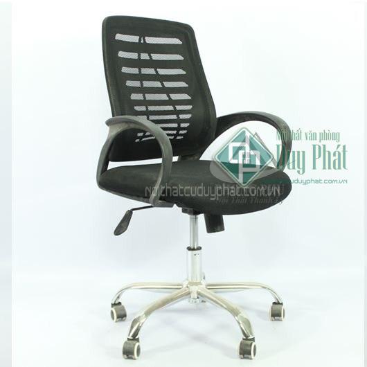 Mẫu ghế xoay lưng lưới vô cùng được ưa chuộng trong các sản phẩm nội thất văn phòng Hải Dương