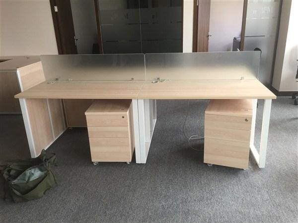 Những mẫu bàn làm việc hiện đại đẹp giá rẻ tại Hà Nội