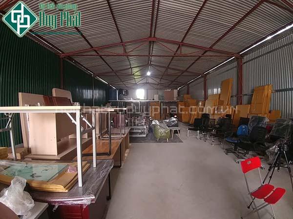 Những sản phẩm thanh lý bàn ghế văn phòng Thái Nguyên