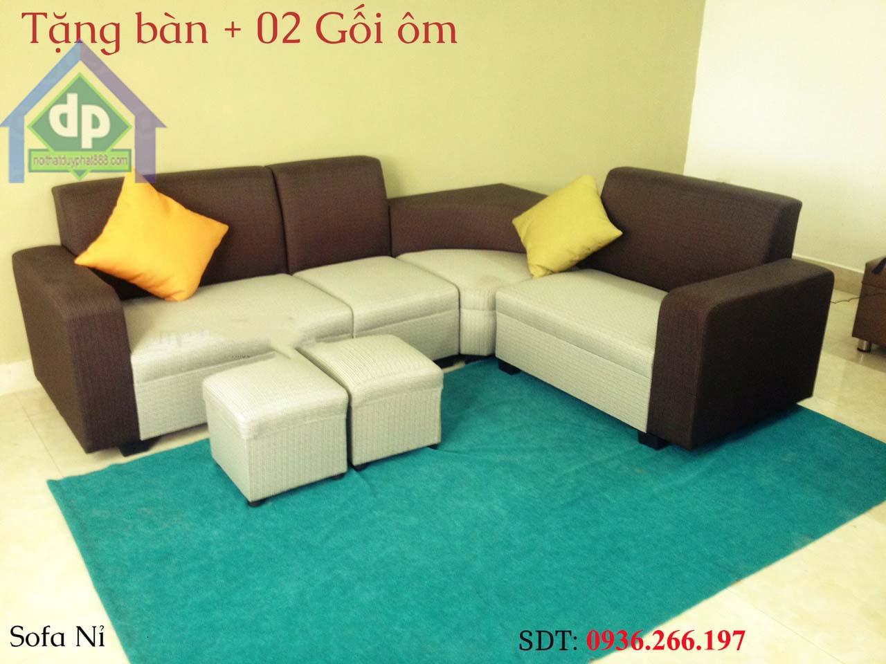Thanh lý sofa Ba Đình bền đẹp tại Duy Phát