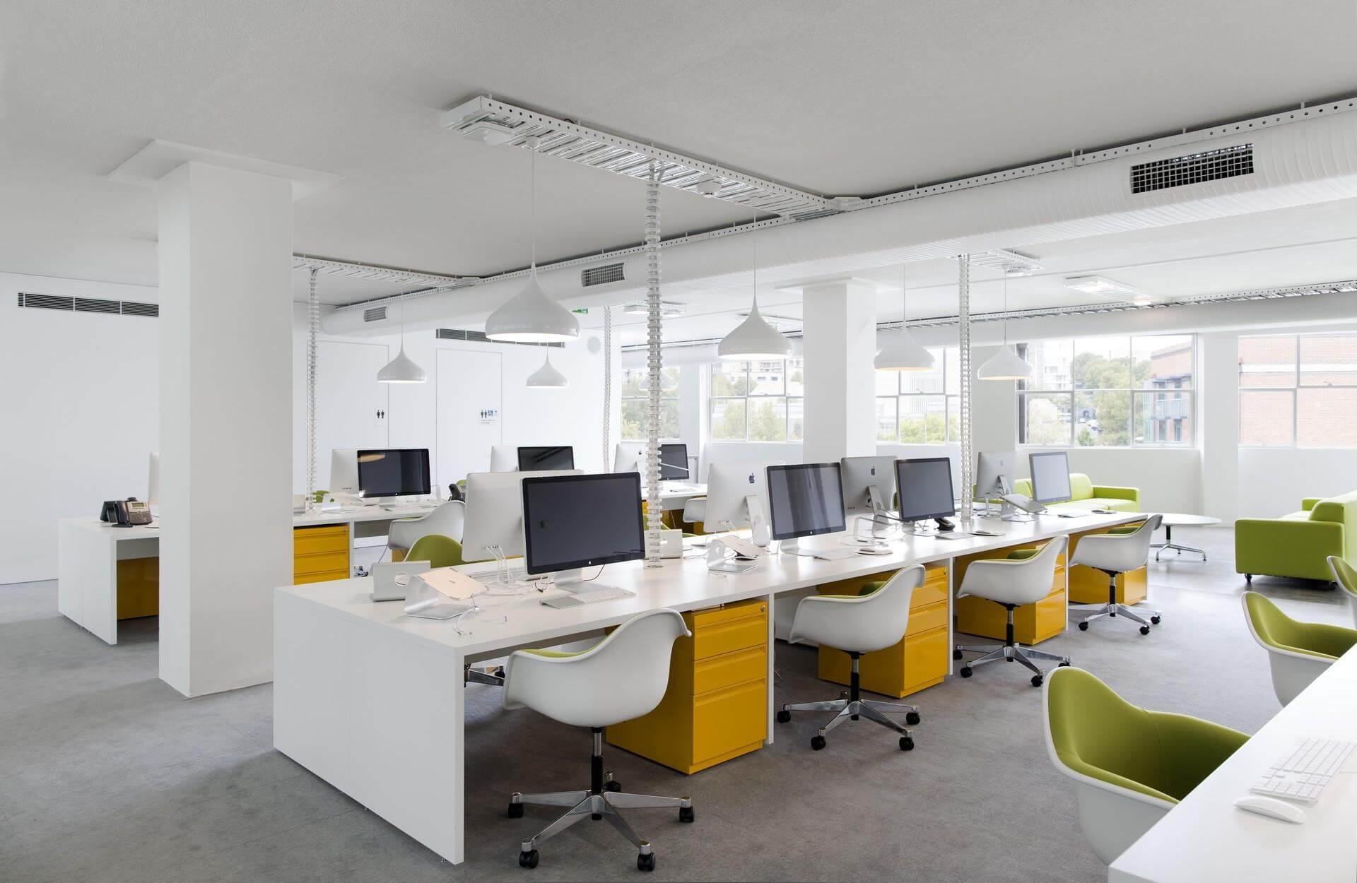 Địa chỉ phù hợp cho dịch vụ thiết kế nội thất văn phòng bạn có thể tin tưởng