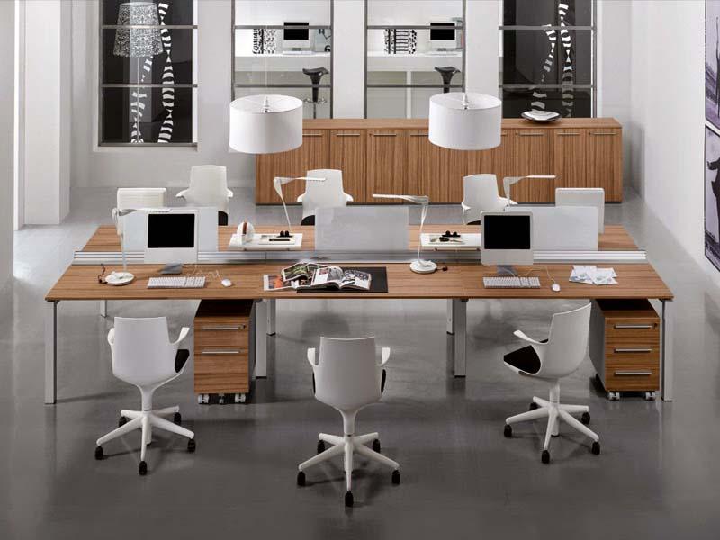 Gợi ý cách sắp xếp bàn ghế văn phòng thông minh