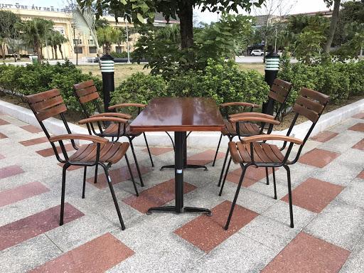 Thanh lý bàn ghế cafe ngoài trời Giá Rẻ - Uy Tín tại Hà Nội