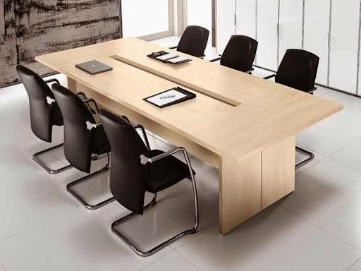 Tuyển chọn những mẫu bàn ghế văn phòng hiện đại năm 2020