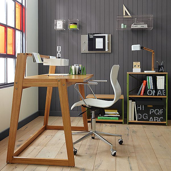 Sản phẩm mẫu thiết kế bàn làm việc đơn có diện tích rộng rãi