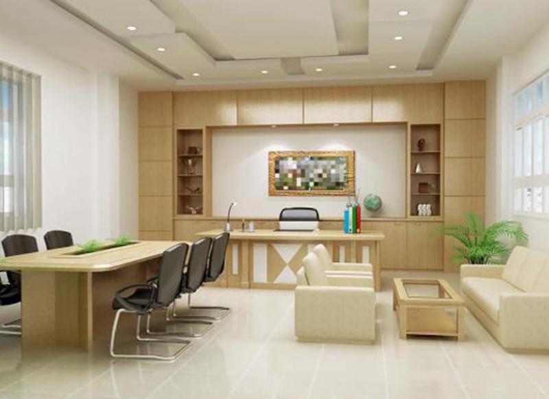 Vị trí đặt tủ hồ sơ trong văn phòng nên là ở những góc vuông góc của văn phòng